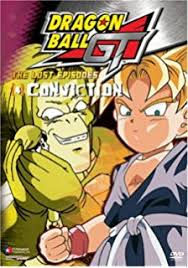 amazon dragon ball gt lost episodes activation vol