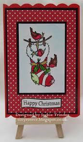 tinyrose u0027s craft room eight cute christmas cards