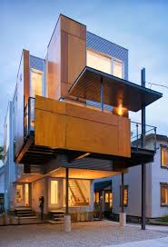European Home Design Phenomenal Ultra Modern European House Wood And Concrete I Have