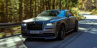 matte rolls royce video and photos of a spofec rolls royce wraith karage tv