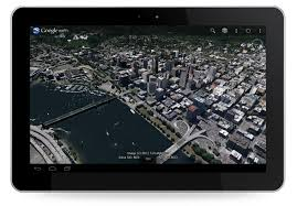 Portland Oregon Google Maps by Google Lat Long Take Flight Through New 3d Cities On Google Earth