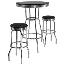 bar stools and bar tables 65 most out of this world round pub table and chairs bar stools