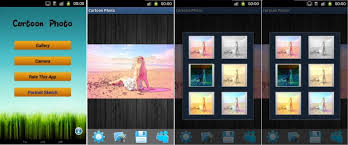 best free android apps to convert photo to cartoon