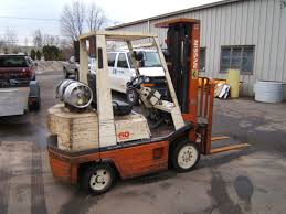forklifts and orderpickers