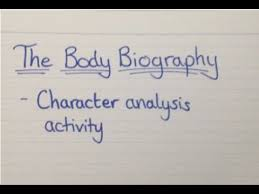 ks2 literacy biography and autobiography teaching idea 1 the body biography literacy english guided reading
