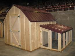 chicken coop plans with material list the poultry barn storage