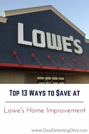 shop at the home depot and save on fuel top 13 ways to save money at lowe u0027s