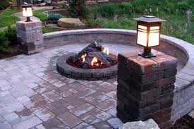 Patio Firepit Peterson Hargrove Gas Logs Hearth Products Outdoor Pits
