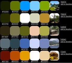 west indies color palettes courtesy of colorhunter com fun