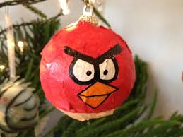 how to make angry birds ornaments best kid s crafts
