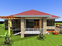 Low Cost House by Ramani Bora Za Nyumba Za Ghalama Nafuu Low Cost House Home Plan Tz