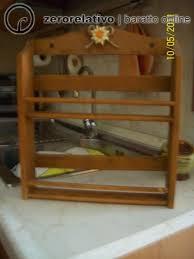 portaspezie legno portaspezie in legno baratto su zerorelativo