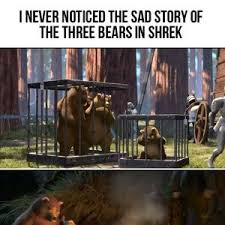 Sad Bear Meme - sad bear story by shadowgun meme center