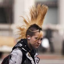 new age mohawk hairstyle the origins of the mohawk hairstyle kusema ukweli