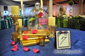 beauty and the beast wedding table decorations centerpiece rentals for weddings beauty and the beast wedding