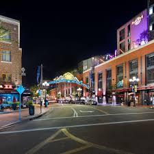 Light Companies With No Deposit Hotels In San Diego California Gas Lamp Quarter Hotel Indigo Ihg