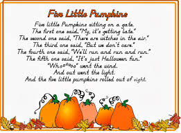 Halloween Poems Children 5littlepumpkins Halloween Pinterest