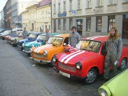prague car trabant rally tbs travel agency for all your travel needs in