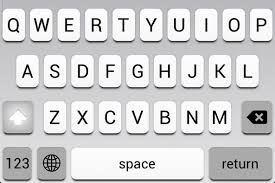 iphone keyboard apk the ios 7 beta awesome transparent keyboard on ios 6