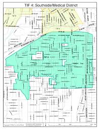 tax increment finance tif district 4 near southside inc