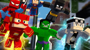 Journey Map Mod Superheroes Unlimited Mod 1 7 10 Become Marvel Character