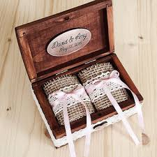 ring holder for wedding best personalized ring bearer box products on wanelo