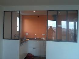 porte style atelier d artiste conception verrières 29 verrière simple avec soubassement