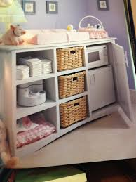 alternative changing table ideas mini fridge in nursery for bottles genius i would change the