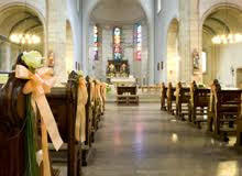 church wedding decorations church wedding decoration ideas