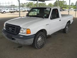 sell used 2004 ford ranger 2 door 4 cylinder gas automatic