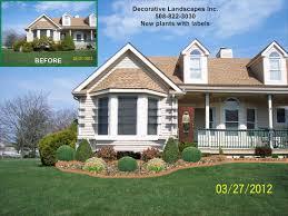 Home Design Front Gallery Download Landscape Design Front Of House Homecrack Com