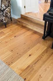 Antique Chestnut Laminate Flooring Reclaimed Antique Heart Pine William And Henry Wide Plank Floors