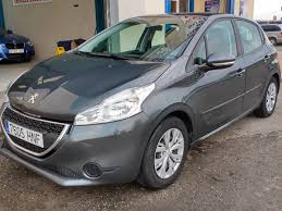 peugeot 2nd hand cars second hand peugeot 208 for sale san javier murcia costa blanca