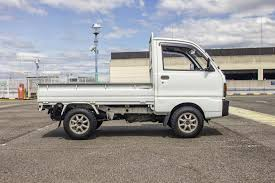 1991 Mistsubishi Minicab Truck 4wd U2013 Amagasaki Motor Co Ltd