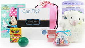 Chemo Gift Basket Gifts Kids Children With Cancer Cancer Horizons