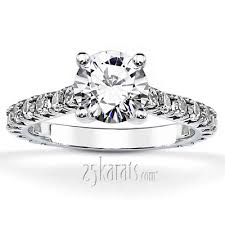 palladium engagement rings certified diamonds design your own