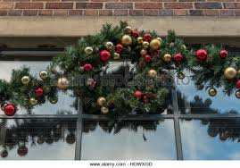 Commercial Christmas Window Decorations by Commercial Xmas Decoration Stock Photos U0026 Commercial Xmas