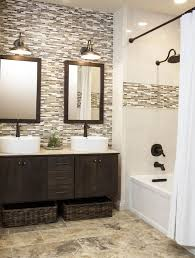 bathroom mosaic ideas brown mosaic bathroom tiles ideas and pictures