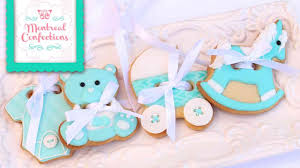 how to decorate 4 piece baby cookie cutter set by wilton youtube