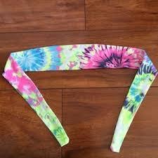 headband brands 50 junk brands accessories junk brands neon tie dye tie