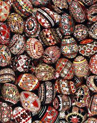 ukrainian decorated eggs ukrainian pysanka egg decorating kit thewitchery ca
