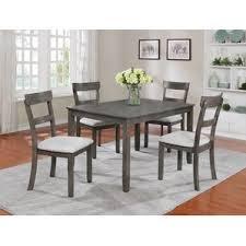 Beautiful Gray Dining Room Set Ideas Home Design Ideas - Grey dining room sets