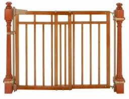 Best Stair Gate For Banisters Gates For Top Of Stairs With Banisters