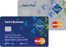 sams club business cards sam s club credit