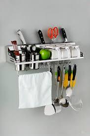 online cheap shelf 304 stainless steel kitchen accessories storage