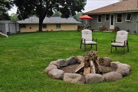 How To Use A Firepit Pit Stones Home Depot Can You Use Pea Gravel In A River Rock