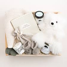 perfect neutral gift set for baby simone leblanc baby most