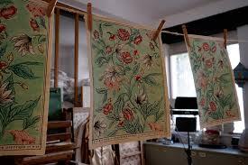 Antoinette Poisson Papier Peint Rosa Mundi Memento