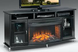 tv stand splendid brown wooden corner electric fireplace tv