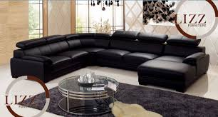 Large Black Leather Sofa Inspirational Large Black Leather Sofa 24 Sofa Design Ideas With